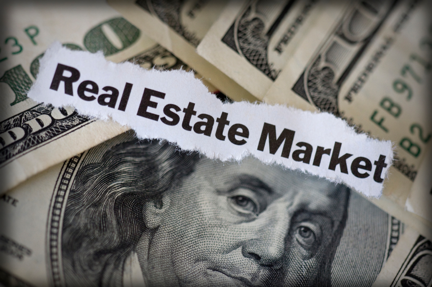 money in real estate investment